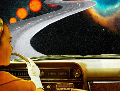 Planck Frames on the Road to the Akashic Library - Eugenia Loli