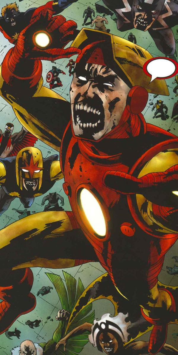 marvel zombies 15