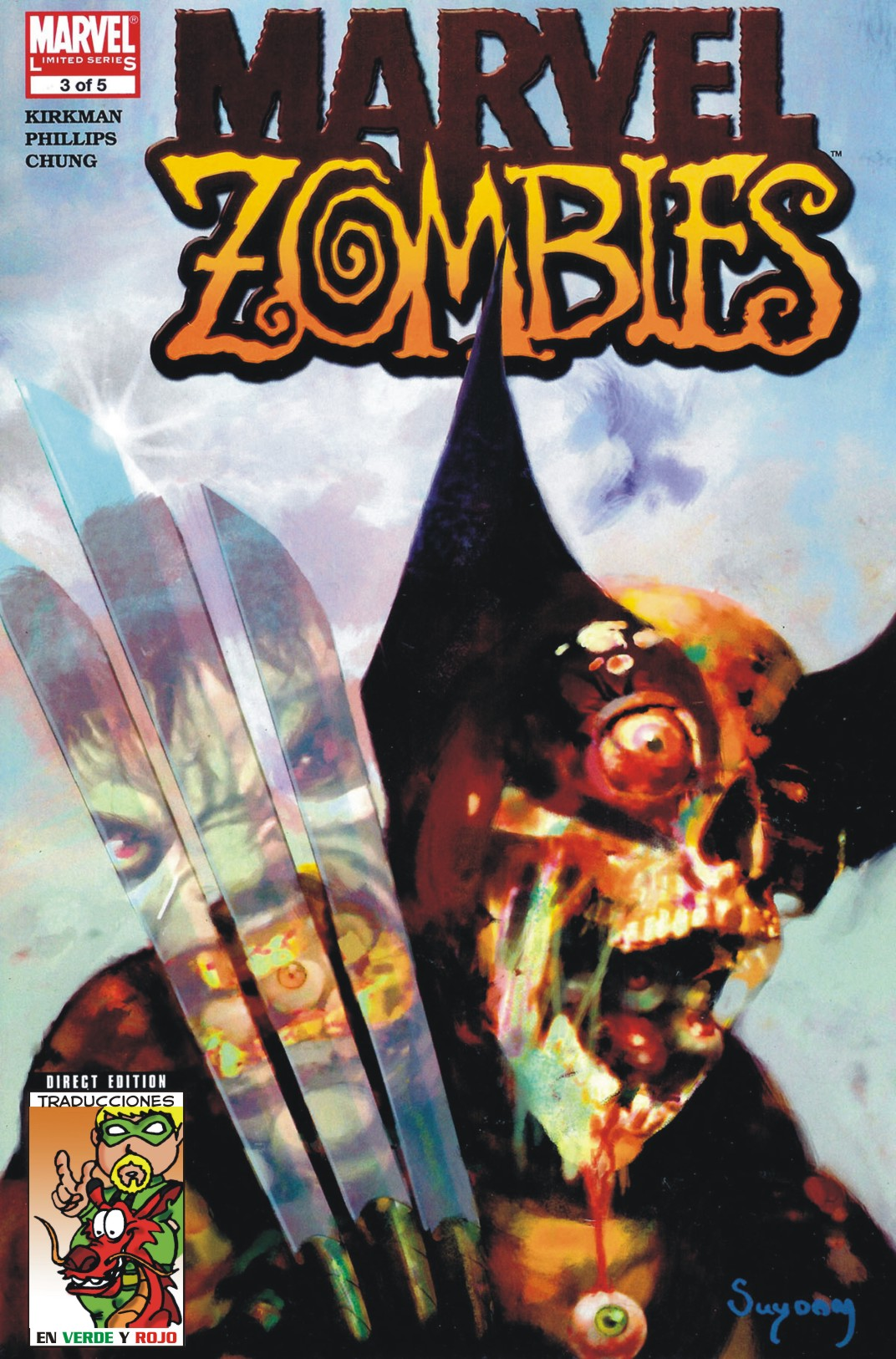 marvel zombies 13