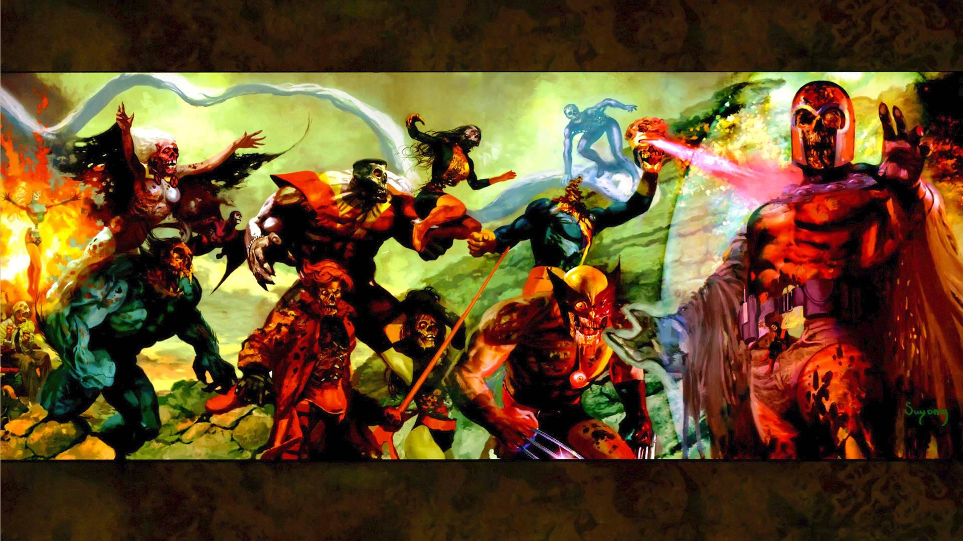 marvel zombies 08