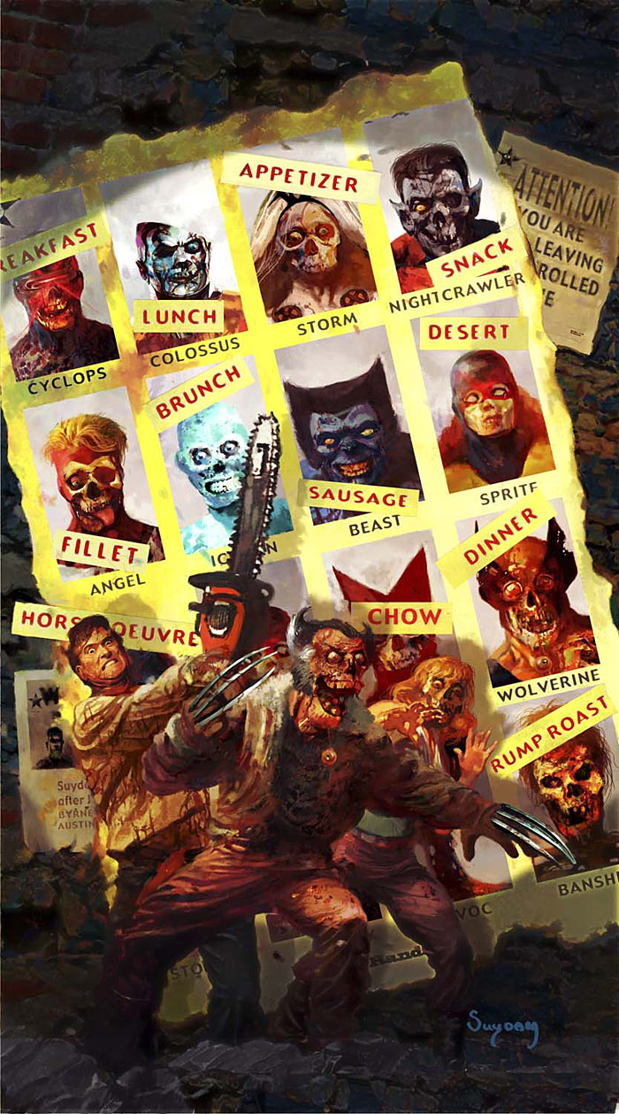 marvel zombies 17