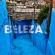 Belleza - Mural tipografico a perspectiva en Sao Paulo, Brasil