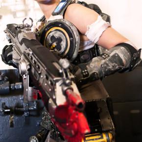 El Mejor Cosplay del Mundo - Gears of War