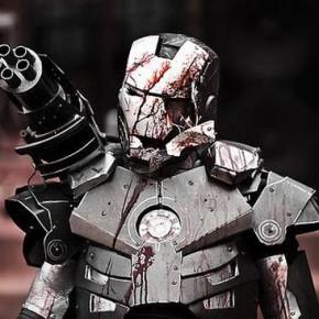 El Mejor Cosplay del Mundo - Zombie War Machine