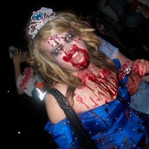 El Mejor Cosplay del Mundo - Zombie Prom