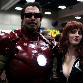 El Mejor Cosplay del Mundo - Iron Man y Black Widow