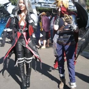 El Mejor Cosplay del Mundo - Final Fantasy VII