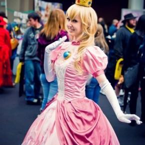 El Mejor Cosplay del Mundo - Princess Peach