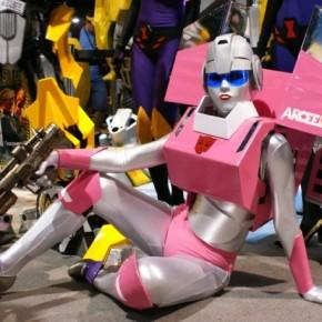 El Mejor Cosplay del Mundo - Transformers