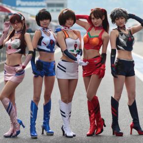 El Mejor Cosplay del Mundo - Chicas Evangelion