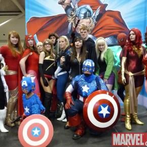 El Mejor Cosplay del Mundo - Marvel Comics