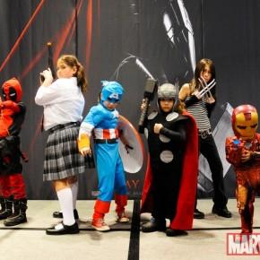 El Mejor Cosplay del Mundo - Marvel Mash-Up