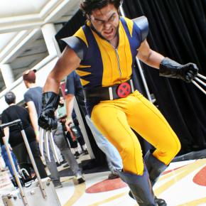 El Mejor Cosplay del Mundo - Wolverine