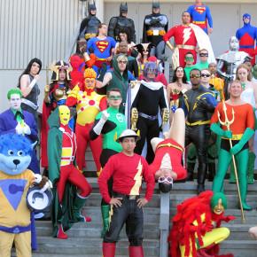 El Mejor Cosplay del Mundo - DC Comics
