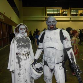 El Mejor Cosplay del Mundo - Zombie Star Wars