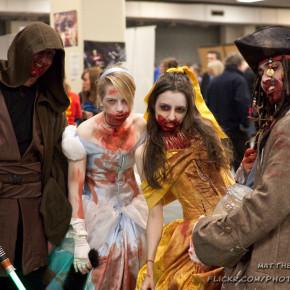 El Mejor Cosplay del Mundo - Zombies