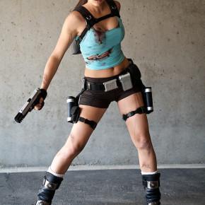 El Mejor Cosplay del Mundo - Lara Croft