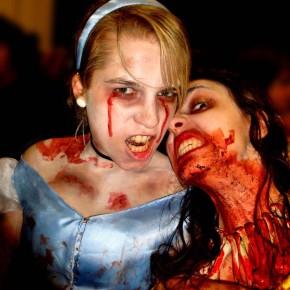 El Mejor Cosplay del Mundo - Princesas Zombie