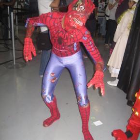 El Mejor Cosplay del Mundo - Zombie Spider-Man