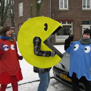 El Mejor Cosplay del Mundo - Pacman