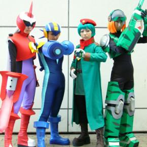 El Mejor Cosplay del Mundo - Mega Man