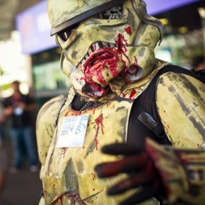 El Mejor Cosplay del Mundo - Zombie Star Wars 2