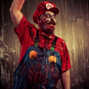 El Mejor Cosplay del Mundo - Zombie Mario