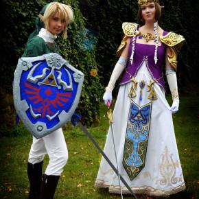 El Mejor Cosplay del Mundo - Legend of Zelda