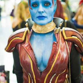 El Mejor Cosplay del Mundo - Mass Effect
