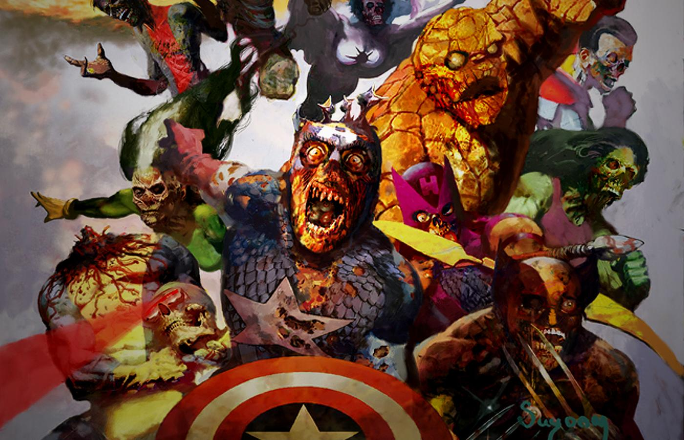 marvel zombies 16