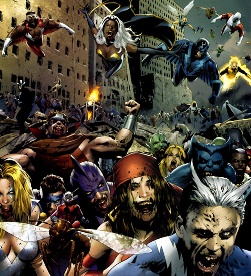 marvel zombies 02