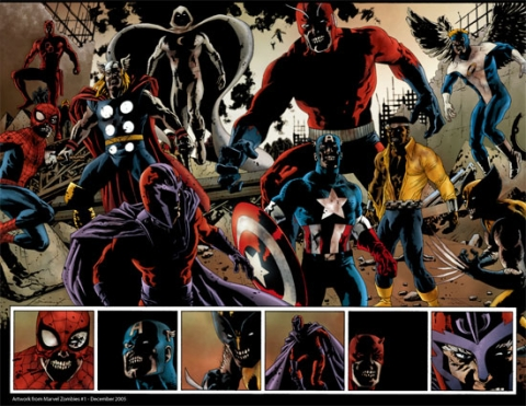 marvel zombies 12