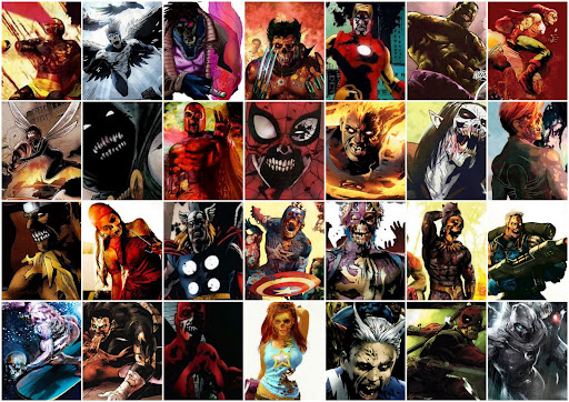 marvel zombies 20