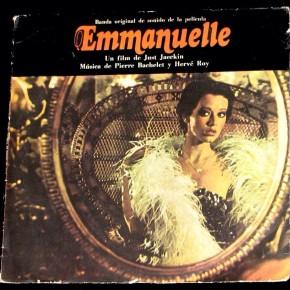 Emmanuelle, la leyenda erótica de los 60s (poster original)