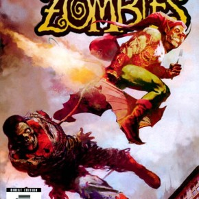 Marvel Zombies 110