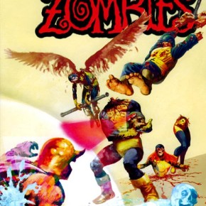 Marvel Zombies 108