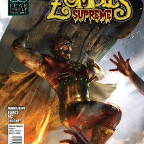 Marvel Zombies 98
