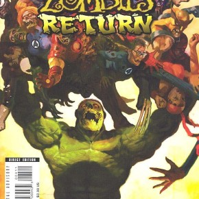 Marvel Zombies 77