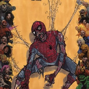 Marvel Zombies 94