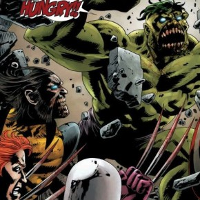 Marvel Zombies 104
