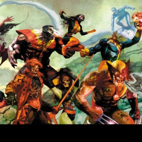 Marvel Zombies 28