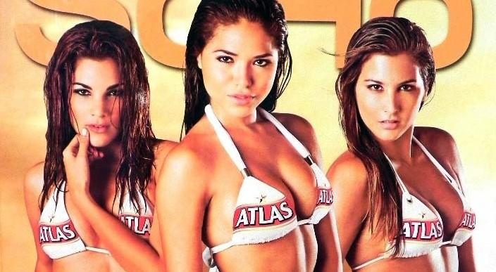 Estas son las Chicas Atlas, de Panamá (portada SoHo)