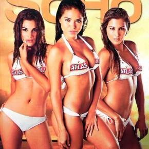 Chicas Atlas en la portada de SoHo