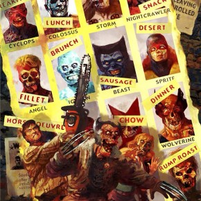 Marvel Zombies 123