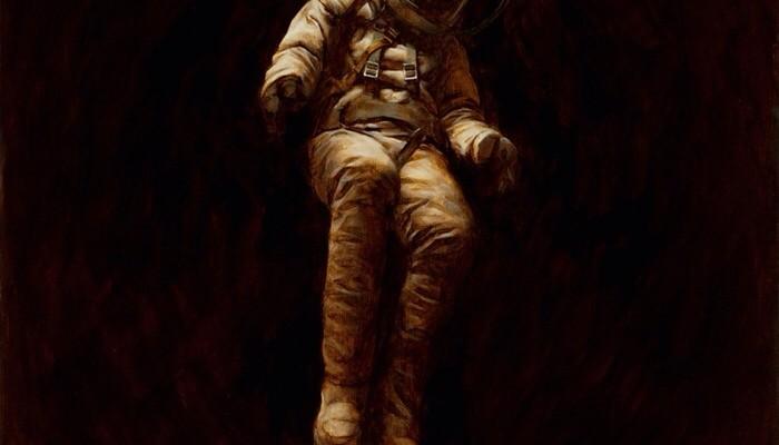 """El Cosmonauta,"" de Jeremy Geddes"