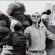 Stan Lee con Hulk y Spider-Man