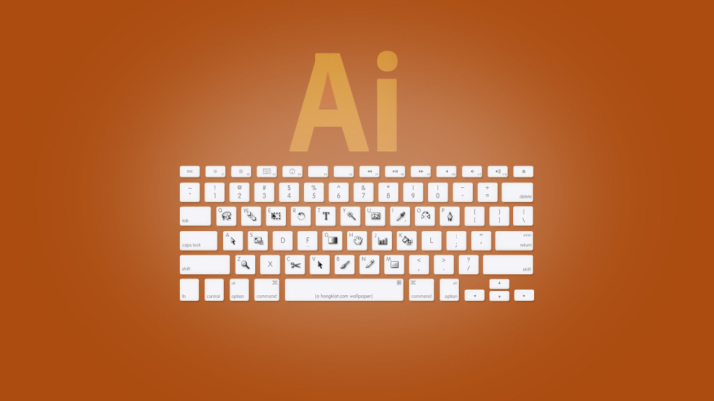 Illustrator CS shortcuts - Haz clic para ensanchar y guardar en alta resolución (2560x1440)