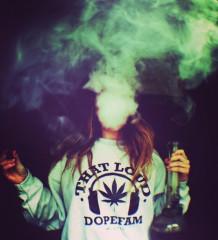 Marihuana humo