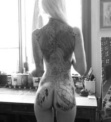 Tatuajes corporales