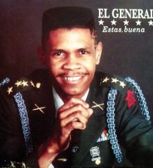 """El General - EP """"Estas Buena"""" portada"""
